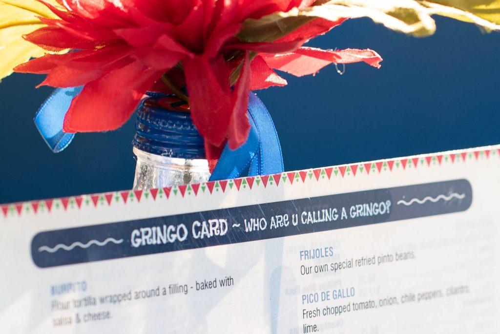 Gringo Card